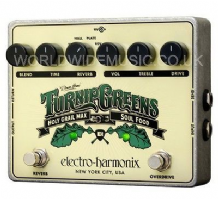 Electro Harmonix Turnip Greens compact multi-effects Guitar Pedal BRAND NEW 2014